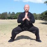 Qi Gong Training by Master Wong